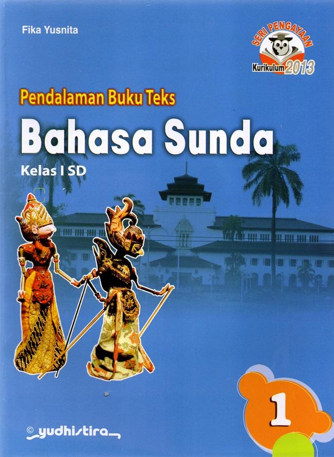 SD Kl. I PBT Bahasa Sunda K/13 Pengayaan