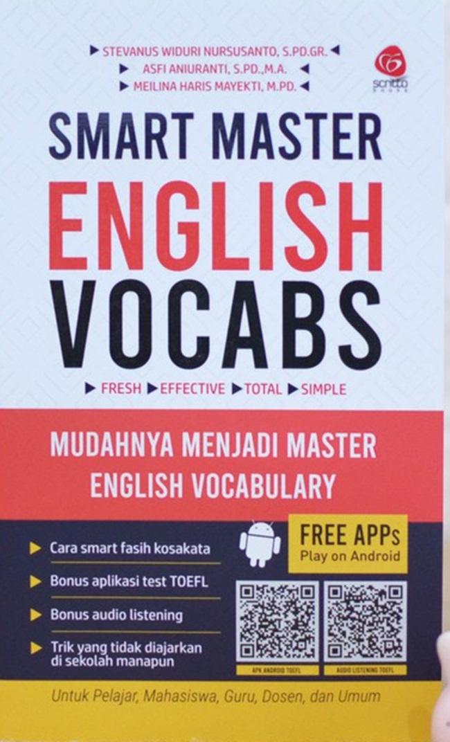 Smart Master English Vocabs