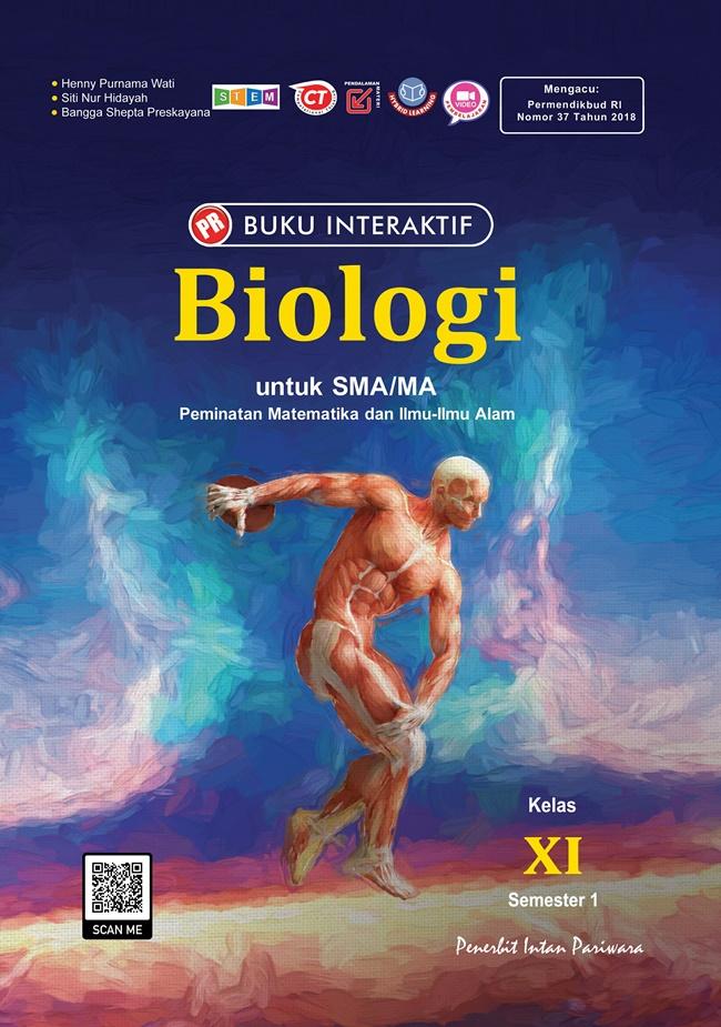 Sma/Ma Buku Interaktif Kl.11 Biologi Peminatan Smt.1 Rev.202
