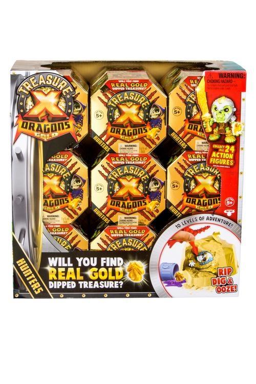 Treasure X S2 Singles 18Pc 41507