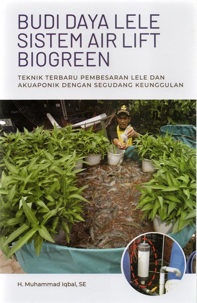 Budidaya Lele Sistem Air Lift Biogreen
