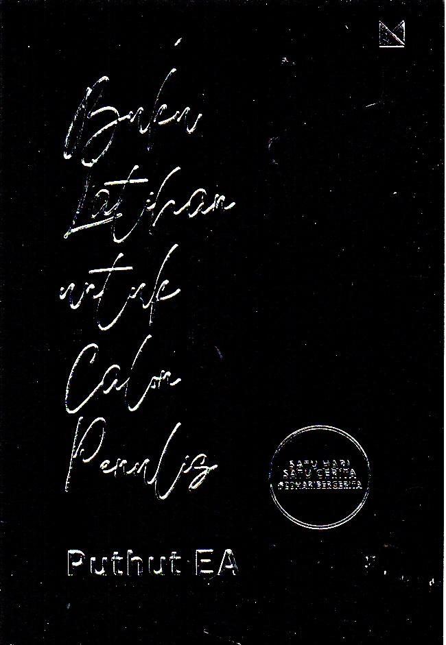 Buku Latihan untuk Calon Penulis