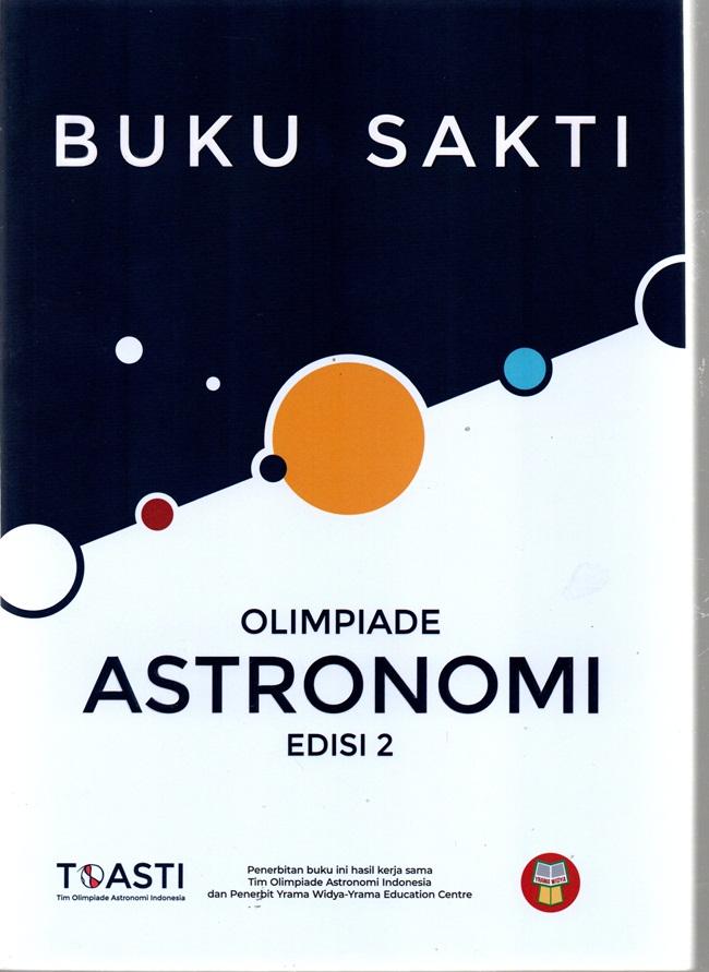 Buku Sakti Olimpiade Astronomi Edisi 2