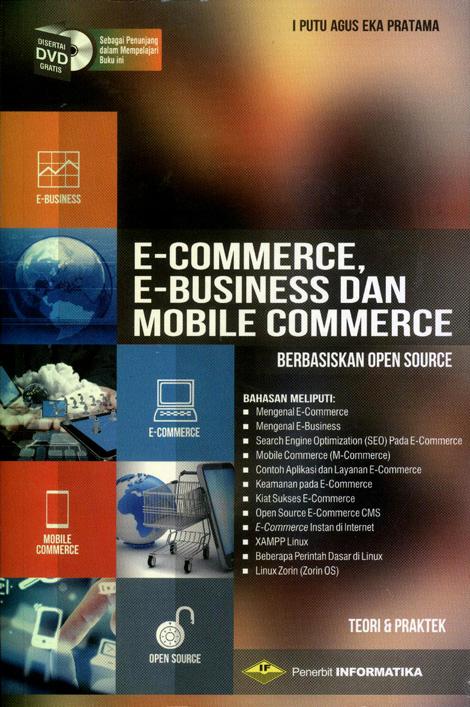 E Commerce E Business Dan Mobile Commerce Dvd