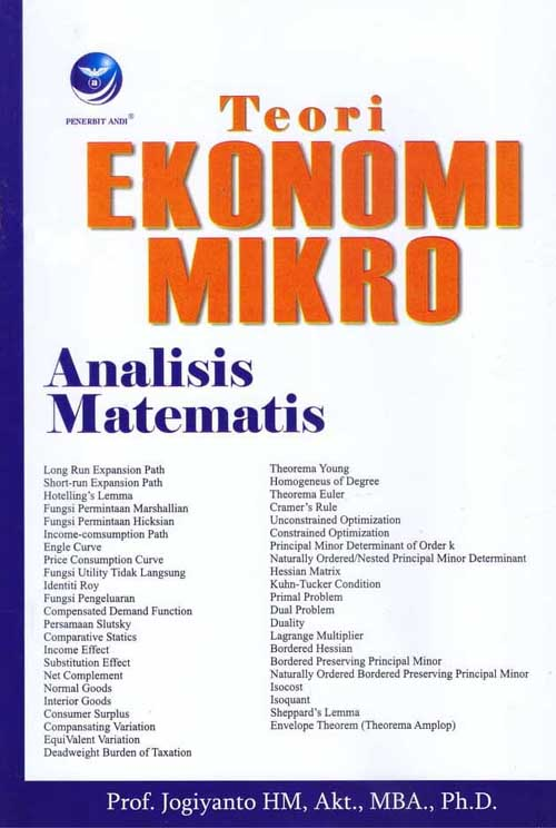 Ekonomi Mikro: Pengertian, Ruang Lingkup, Teori dan Perbedaannya dengan Ekonomi Makro 5