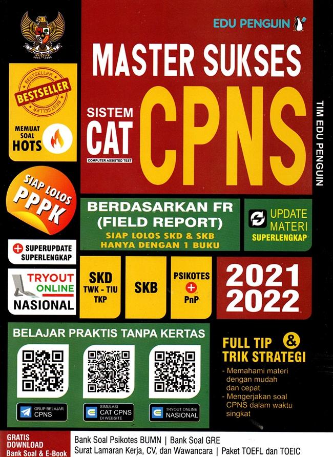 master sukses cat cpns