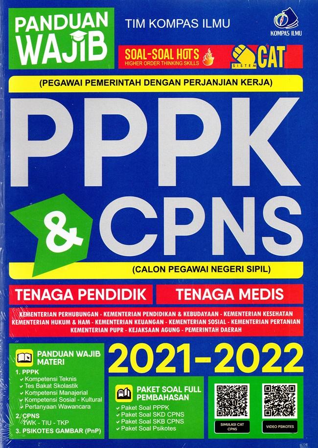 Panduan Wajib Pppk & Cpns 2021-2022|Tim Kompas Ilmu