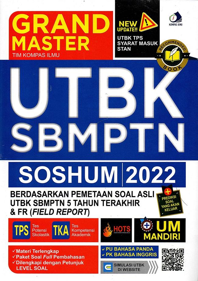 Grand Master Utbk Sbmptn Soshum 2022