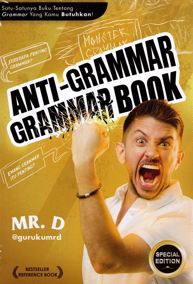 Anti Grammar Grammar Book Special Edition