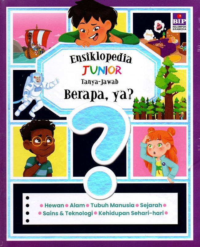 Ensiklopedia Junior - Tanya Jawab: Berapa Ya?