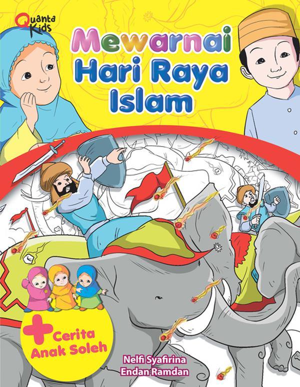 Mewarnai Hari Raya Islam