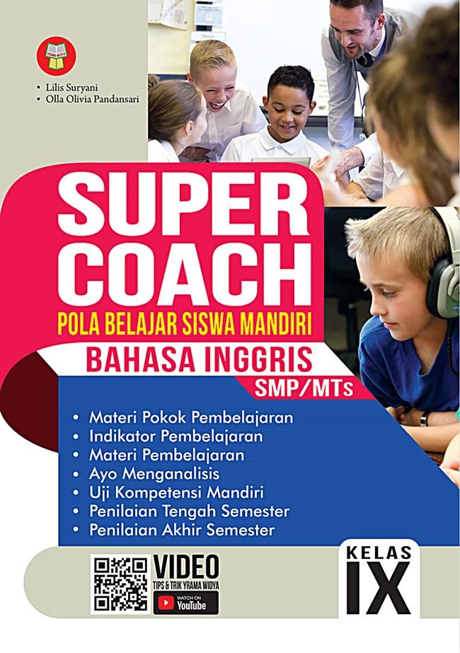 SMP/MTS Kls IX Super Coach Bahasa Inggris