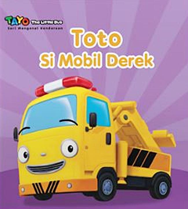 Tayo.Seri Mengenal Kendaraan: Toto Si Mobil Derek